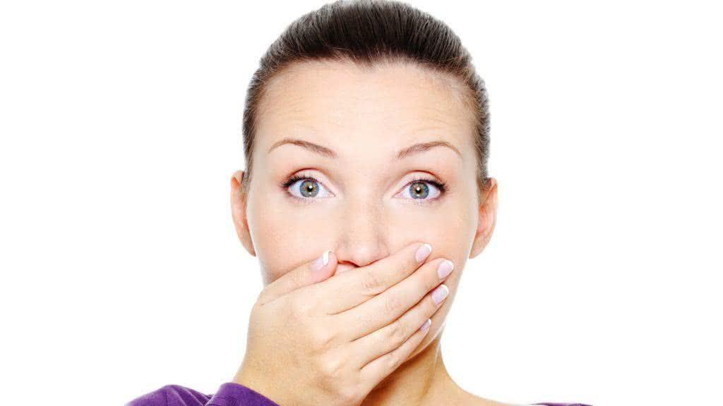 Implante com mau cheiro